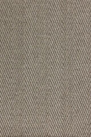 Buy Caracas Stein Sisal rug with edging