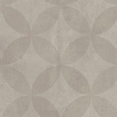 Tarkett Trend 240 Circle Flower - Hellgrau