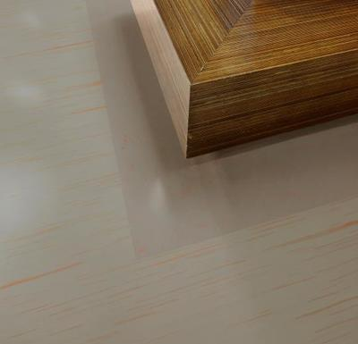 Marmoleum Striato Color - Orange Highlights