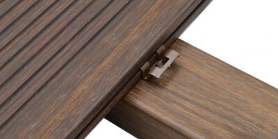 Bamboo x-treme® patio boards - Oiled surface