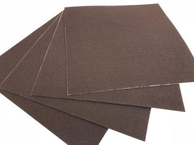 Self-adhesive carpet tile - Scene Brown