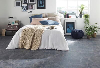 Tarkett Trend 240 Rug - Denim