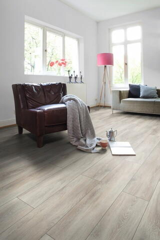 ROOMS Suite, Oak Gray 818, Plank