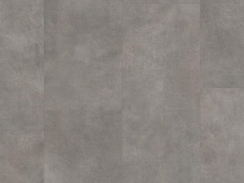 4266cf32 Pergo vinyl Flise - Mørkegrå Beton - Tilbud: 295,00 DKK,-