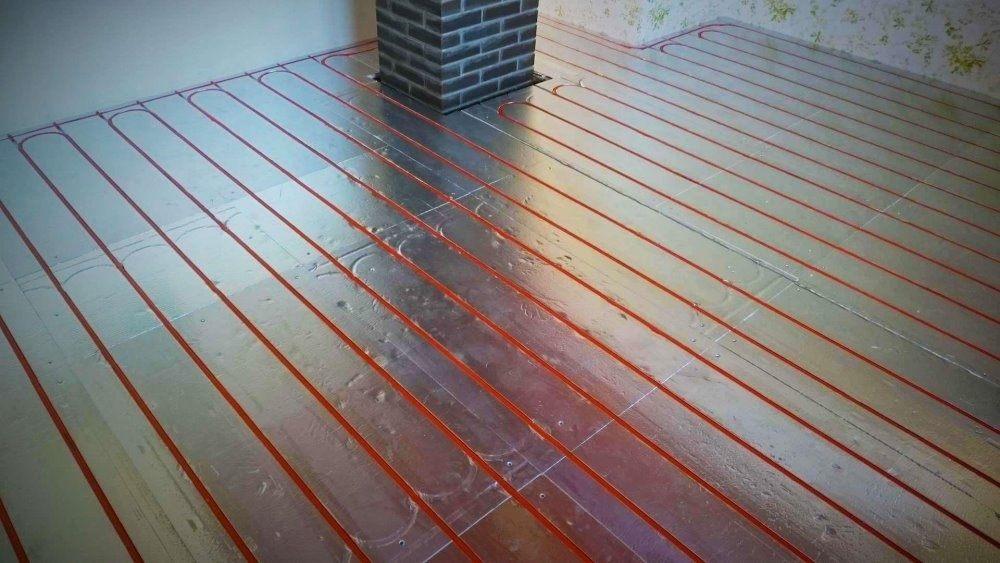 Groovy Nordic gulvvarmeplade 25 mm. til 16 mm. slange - Tilbud: 195,00 DKK,- GL86