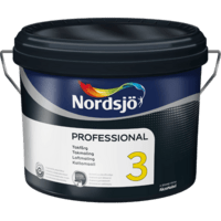Professional 3 full-face ceiling paint 10 liters