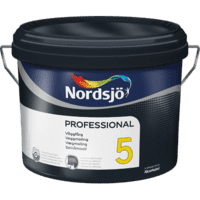 Professional 5 full-wall wall paint 10 liters