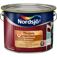 Tinova Traditional Exterior