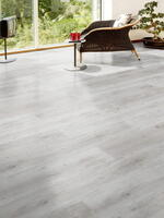 Kaindl laminate flooring - Oak plank white