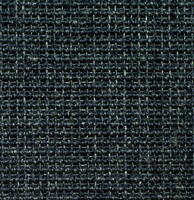 Salvador Sisalt blanket Anthracite with edging