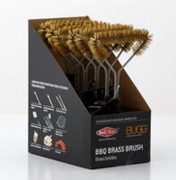 "12 ""copper cleaning brushes, box with 6 pcs"