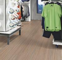 Marmoleum Striato Original - Compressed Time