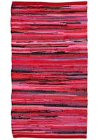 Kreatex cloth rug - Pink