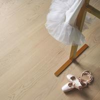 Tarkett Shade Oak Cream Vit, Mattlack