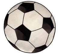 Football carpet 80 cm.