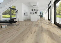Moland Molaloc + Rustica Wide Plank - White Oil, Brushed Living - 2190 mm.