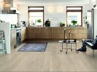 Pergo Rigid vinyl, Beige Washed Oak